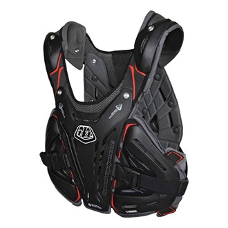 BG5900 CHEST PROTECTOR BLACK | YOUTH