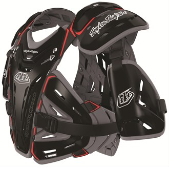 BG5955 CHEST PROTECTOR BLACK