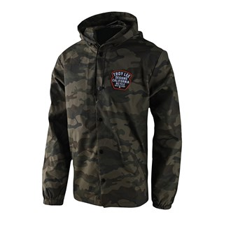 GRANGER WINDBREAKER GREEN CAMO