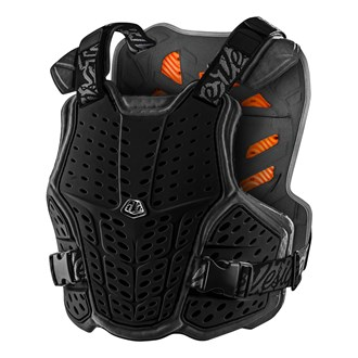 ROCKFIGHT CE CHEST PROTECTOR BLACK